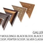Gallery series-frames